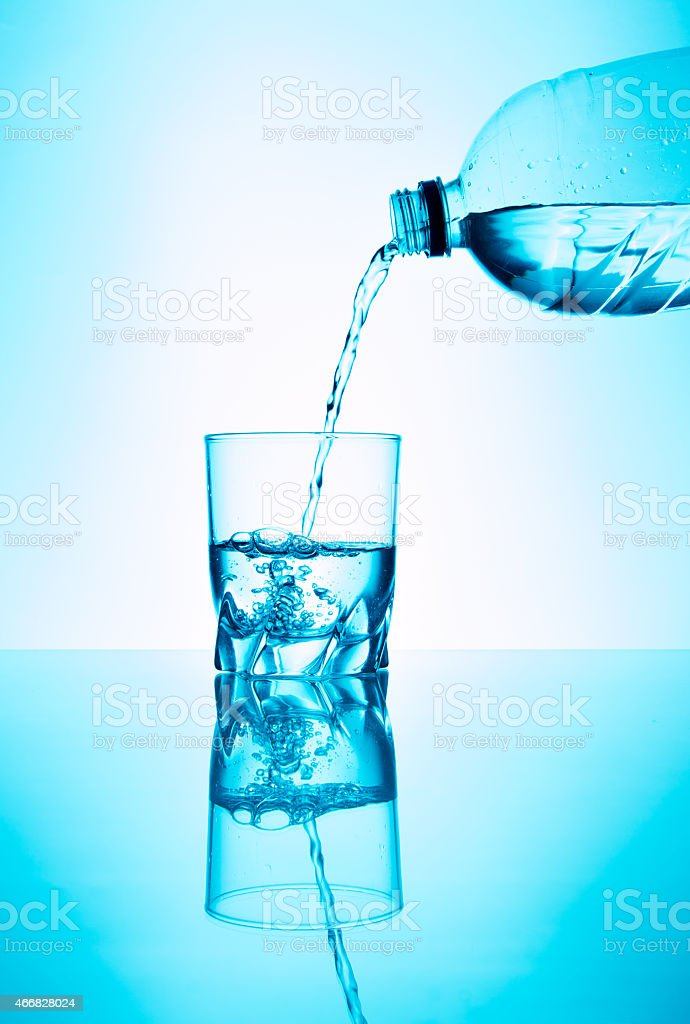 Wasser, Leben stock photo