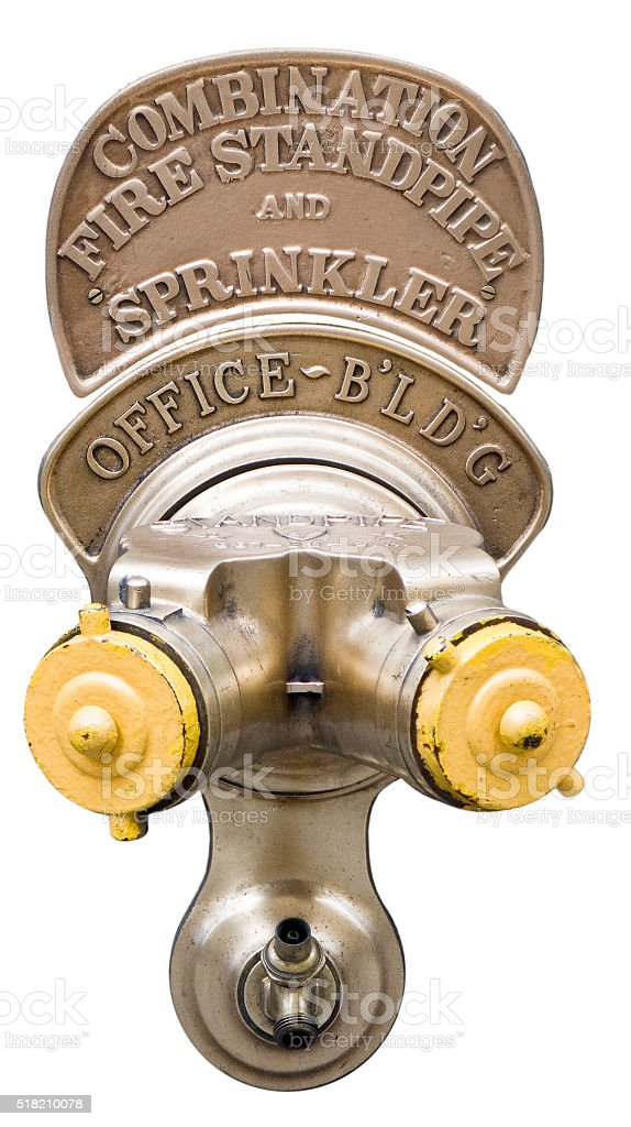 Wasserhydrant In New York Stock Photo & More Pictures of Faucet - iStock