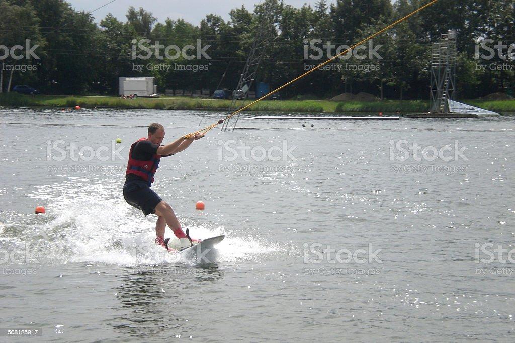 Wasserski fahren – Foto