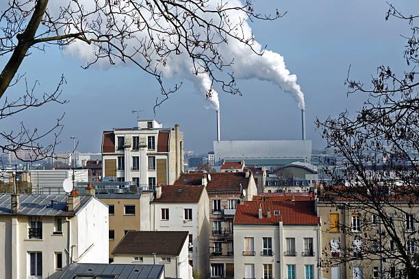 Déchets de PVC de Paris - Photo