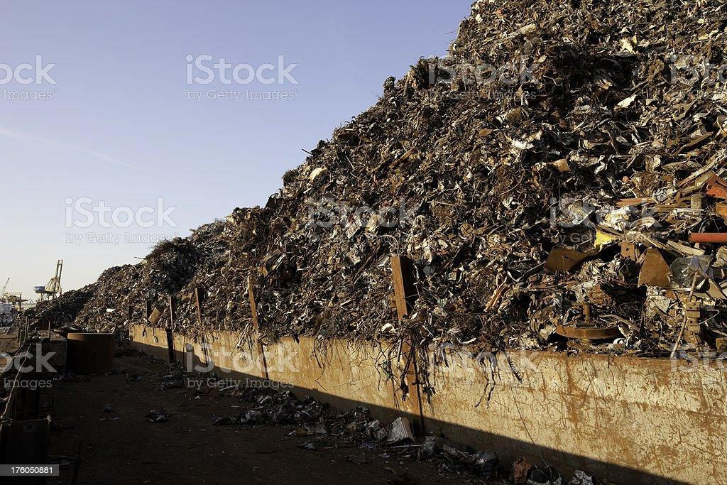 wasteland royalty-free stock photo
