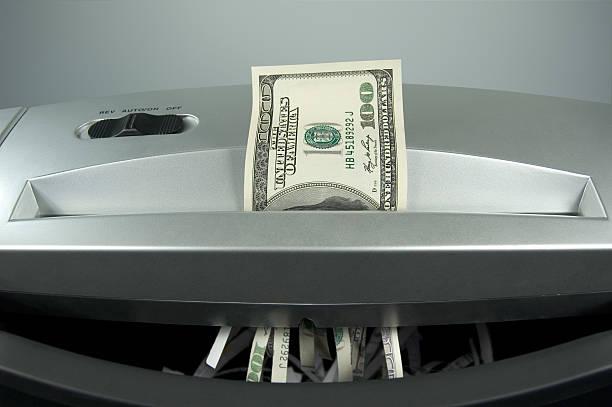 Geldverschwendung – Foto