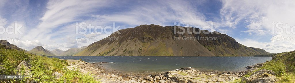 Wastwater. stock photo