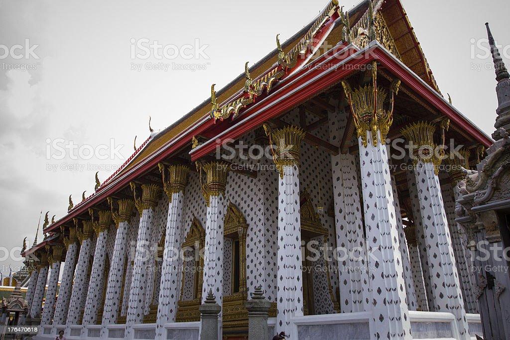 Wat Arun Bangkok, Thailand royalty-free stock photo