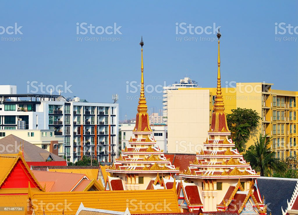 Wat Arun a Bangkok  foto stock royalty-free