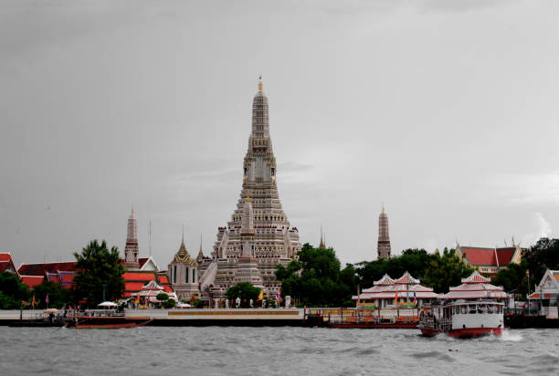Wat Arun Landmark stock photo