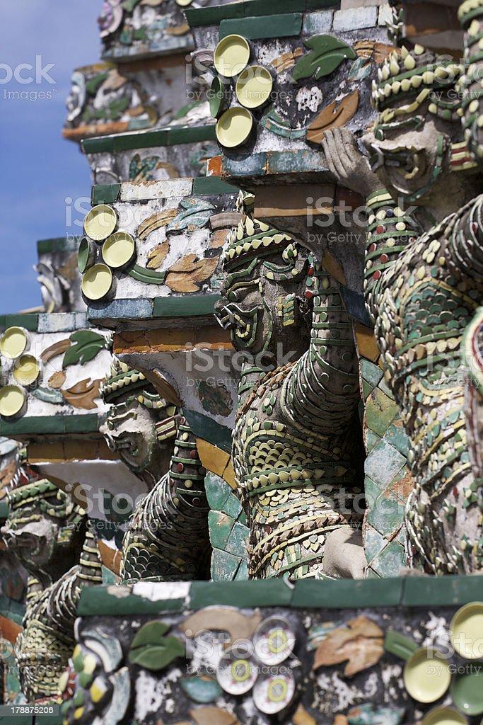 Wat Arun royalty-free stock photo