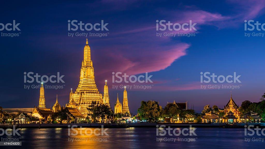 Wat Arun - foto stock