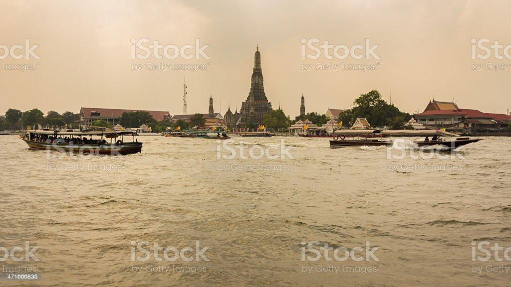 Wat Arun Thailand stock photo