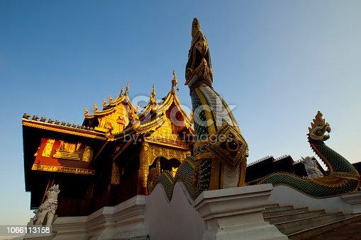 Wat Ban den Temple in Thailand