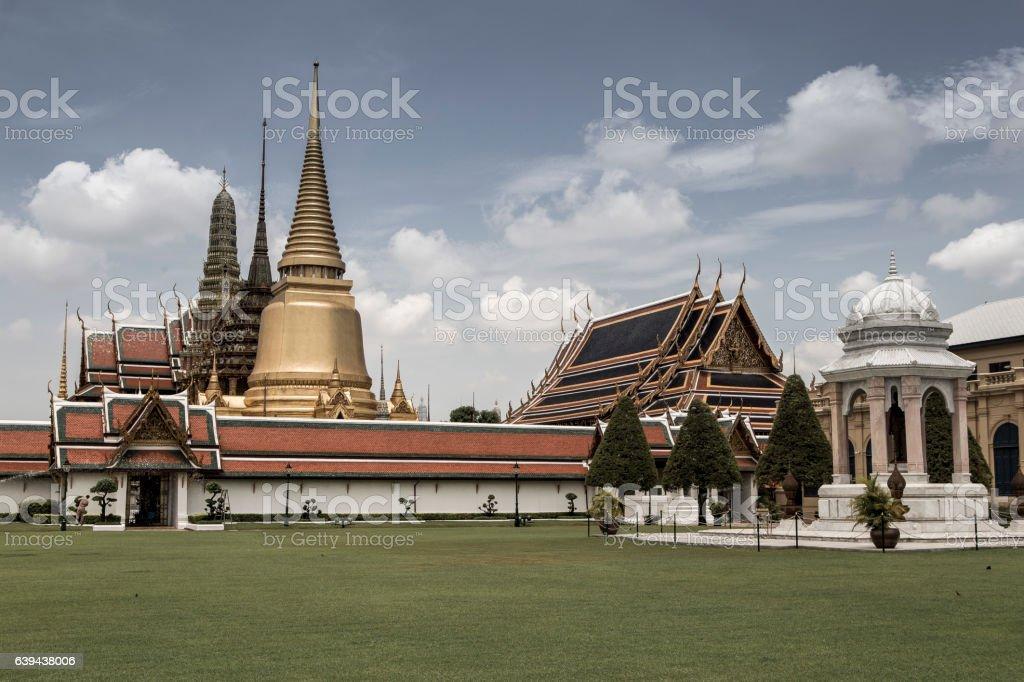 Wat Pho-Tempel  – Foto