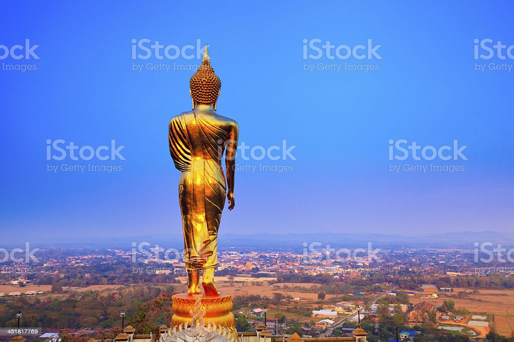 Wat Phra That Khao Noi royalty-free stock photo