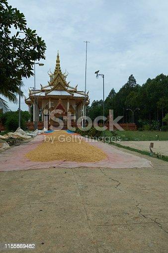 wat basaet in battambang cambodia