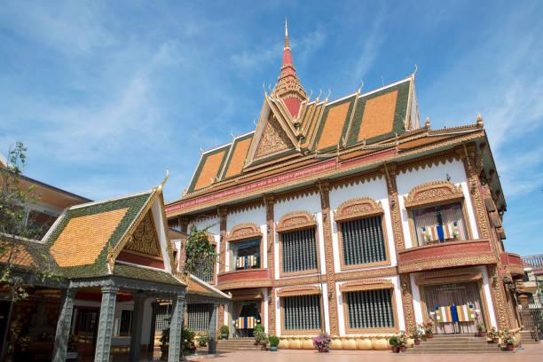 Wat Preah Prom Rath, Siem Reap, Kambodscha – Foto