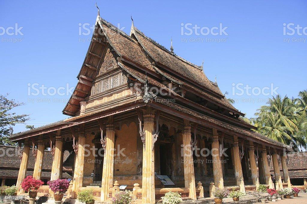 Wat Sisaket stock photo