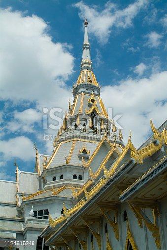 Wat Sothon, Chaochengsao Province, Thailand
