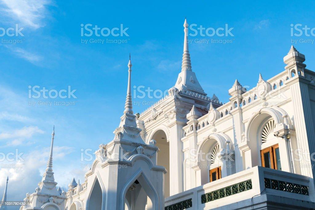 Wat Thai White Tower – Foto