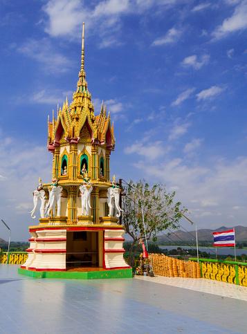 909806032 istock photo Wat Tham Suea (or Tiger Cave Temple), Kanchanaburi, Thailand 1210419299