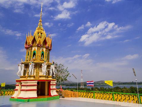 909806032 istock photo Wat Tham Suea (or Tiger Cave Temple), Kanchanaburi, Thailand 1210419528