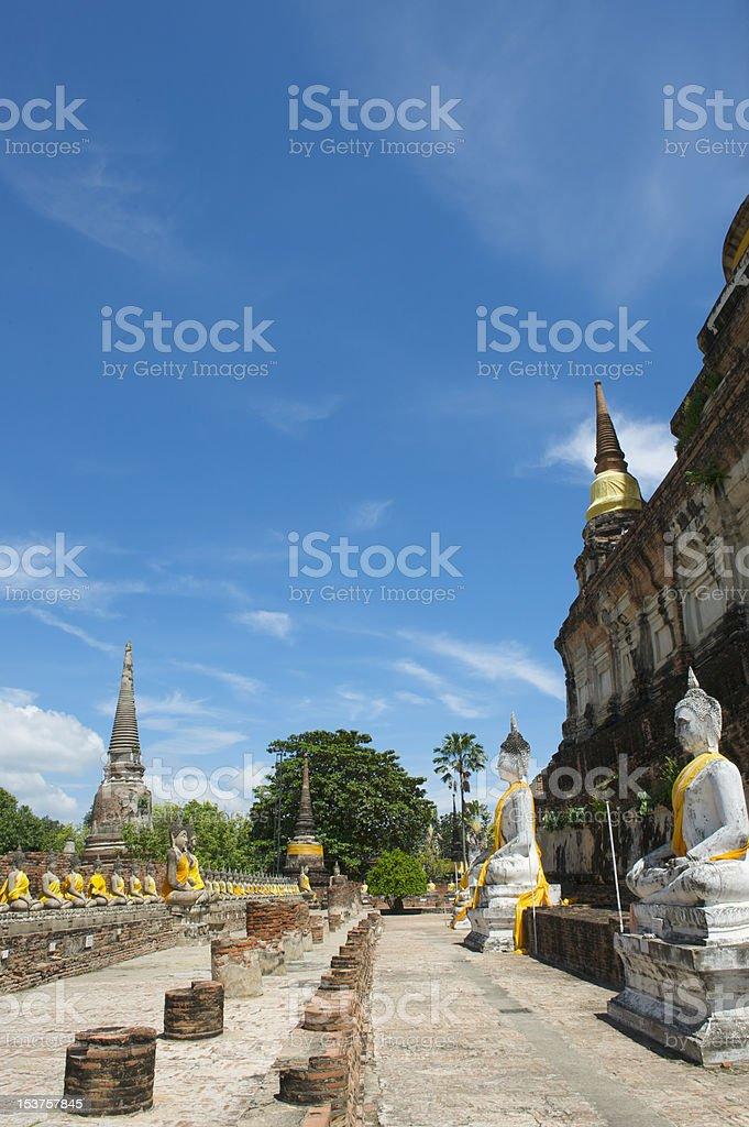 Wat Yai stock photo