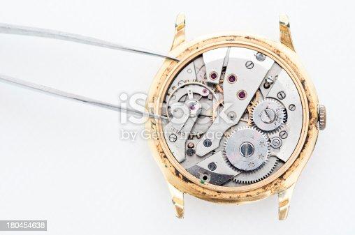 istock Watch Repair 180454638