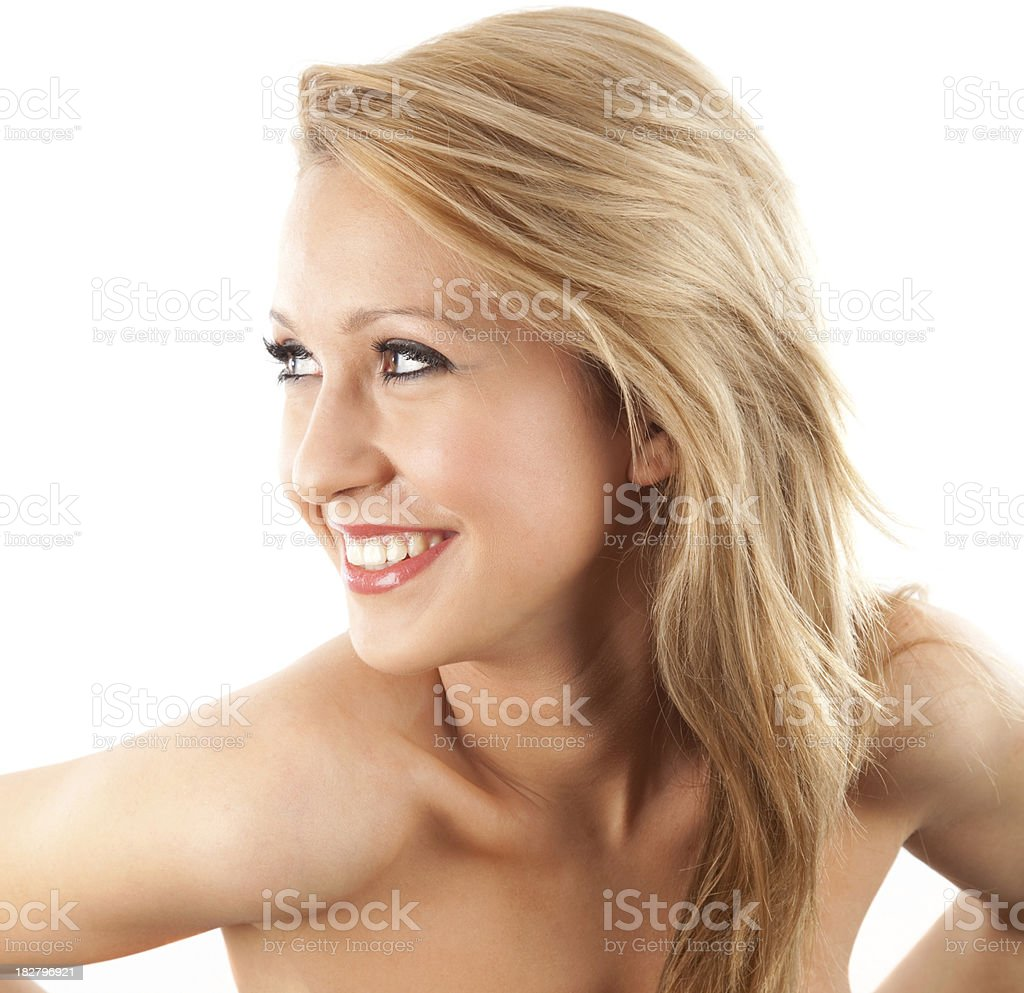 Watch your side royalty-free stock photo