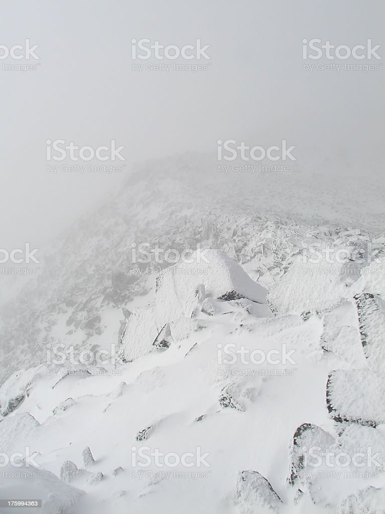 Watch your step! royalty-free stock photo
