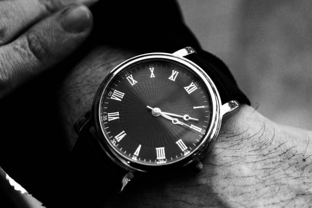 Watches on the hand Watches on the hand luxury watch stock pictures, royalty-free photos & images