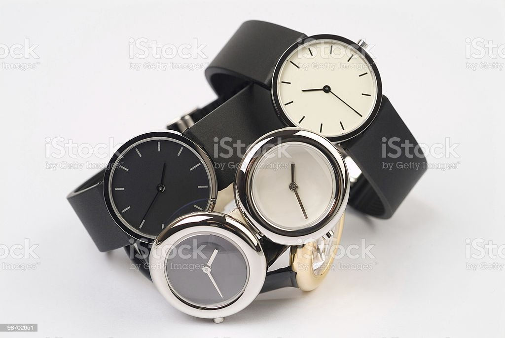 Watches royalty-free stock photo