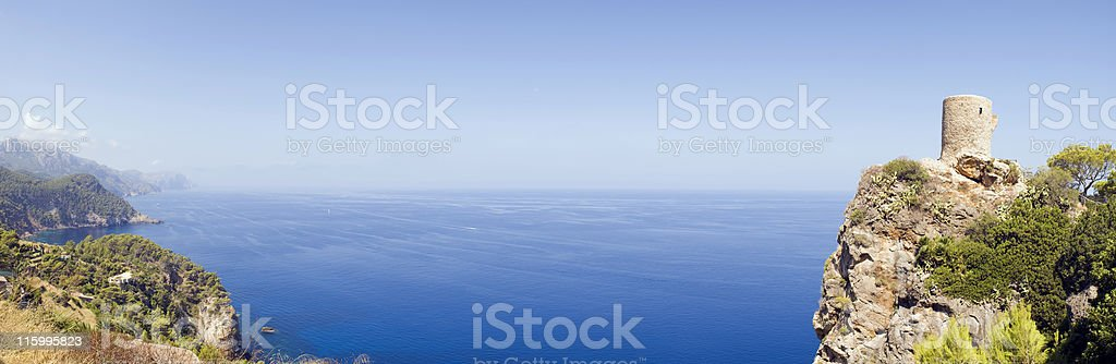 Watchtower. royalty-free stock photo