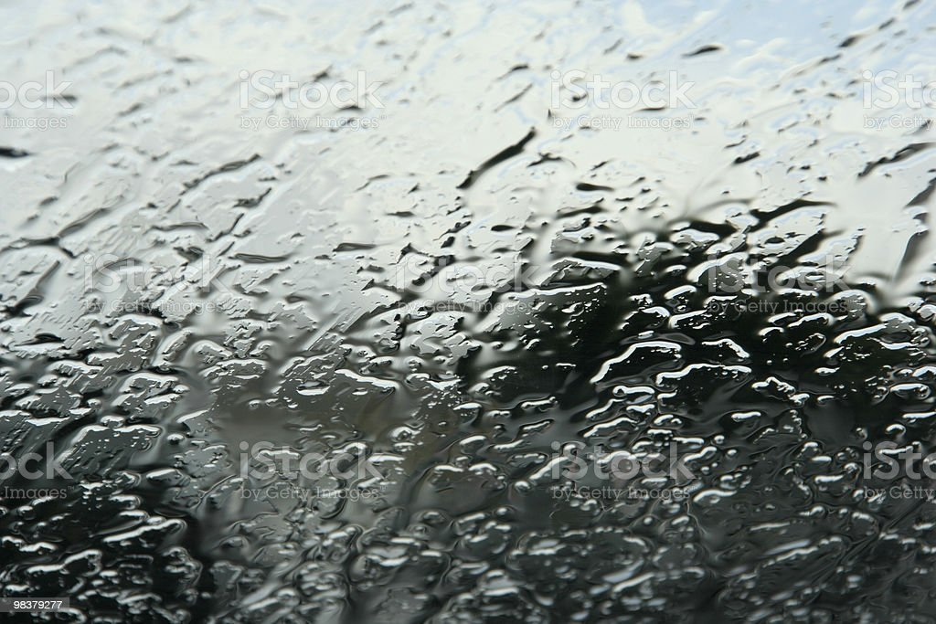 Water Abstract Background royalty-free stock photo