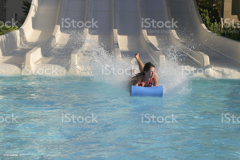 Water activity stock photo