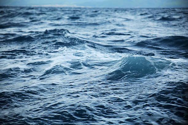 sfondo di acqua - oceano pacifico foto e immagini stock
