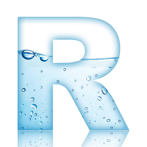 G Letter In Water Royalty Free Wa...