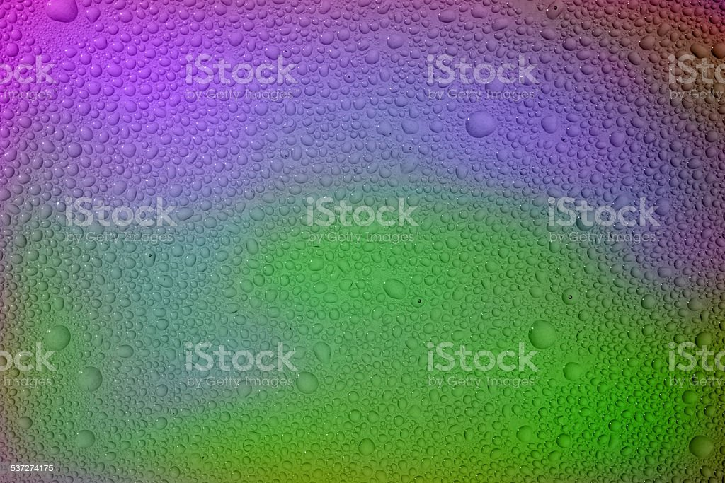 water bubbles drops royalty-free stock photo