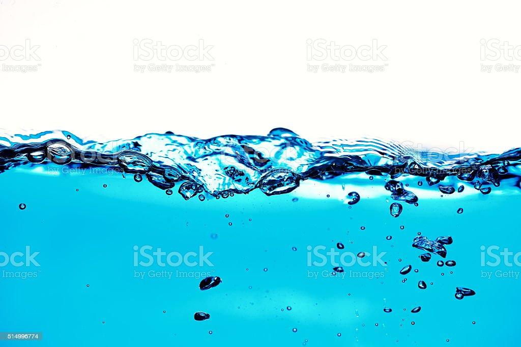 Wasser-Blasen – Foto