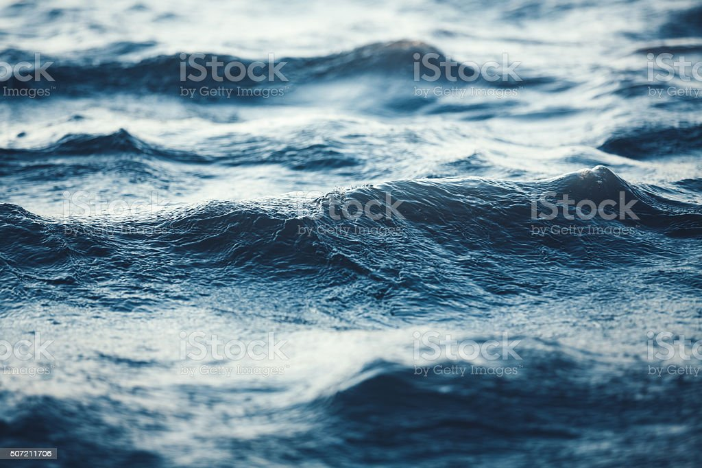 Water Close-up stock photo