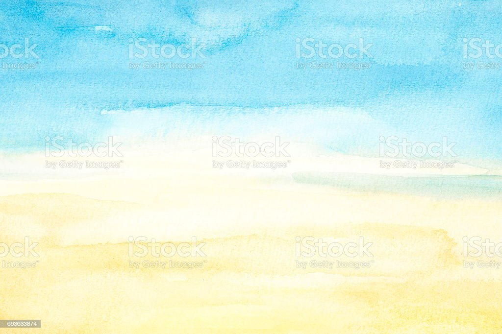 Water Color Background stock photo