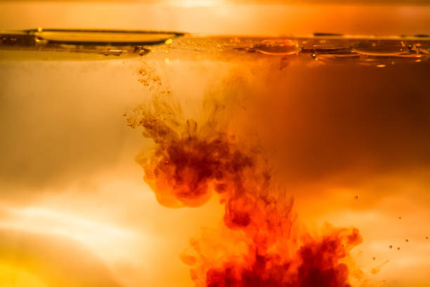 water color splash background stock photo