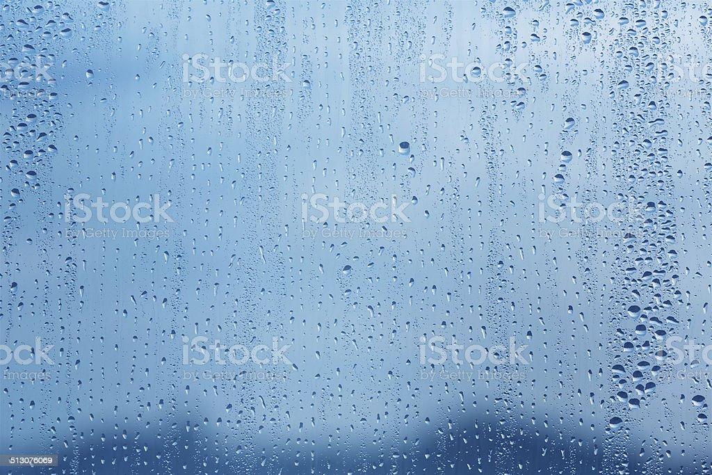 Water condensation stock photo