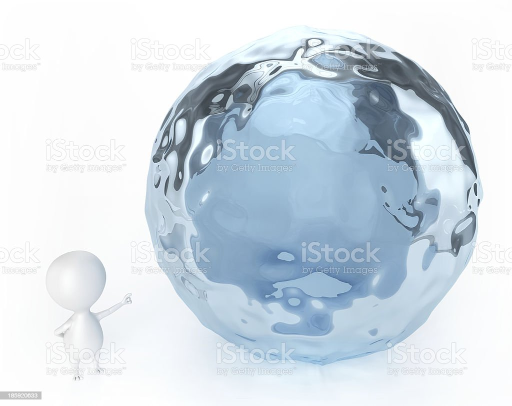 Water Consumption stock photo