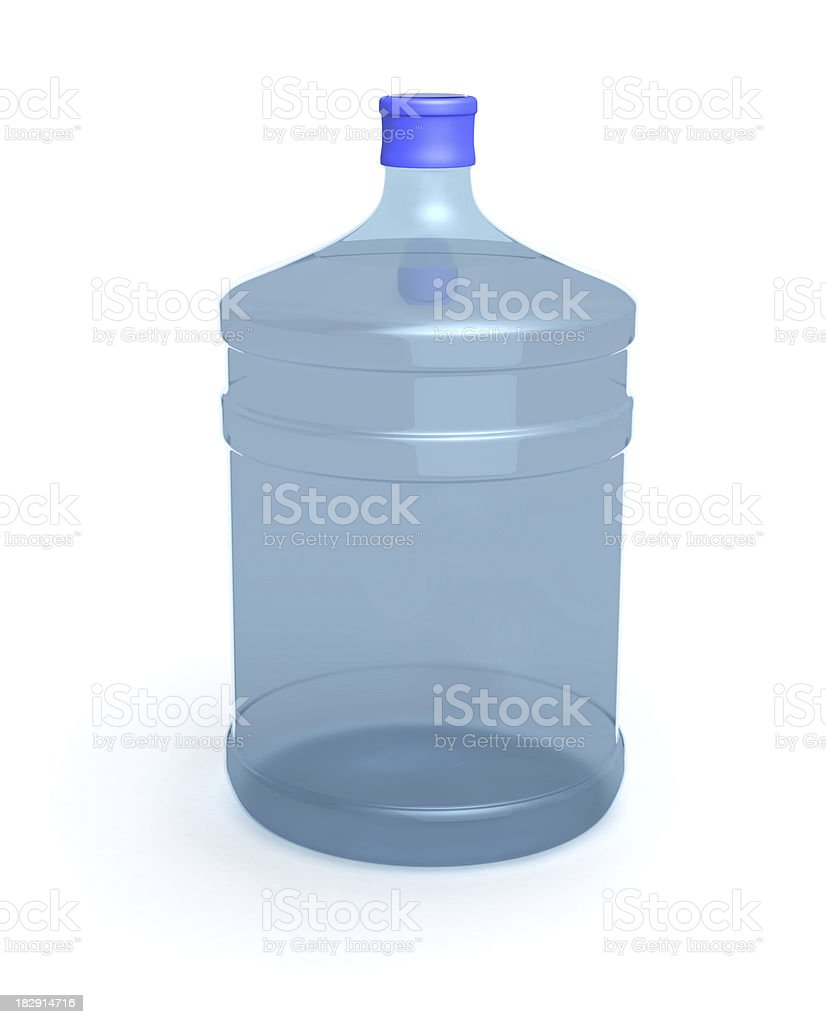 Water cooler bottle royalty-free stock photo