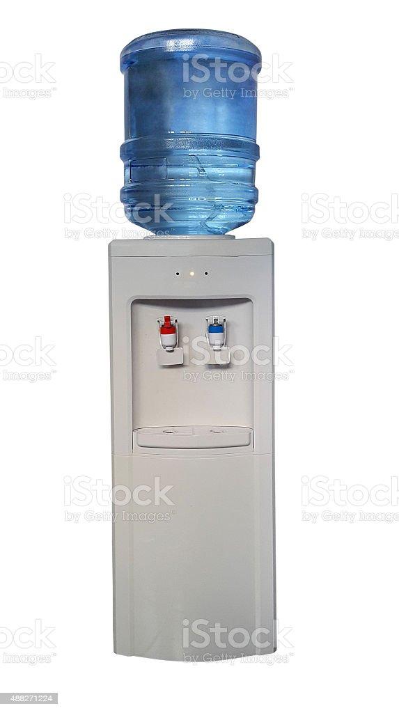 Water Cooler/ Dispenser stock photo