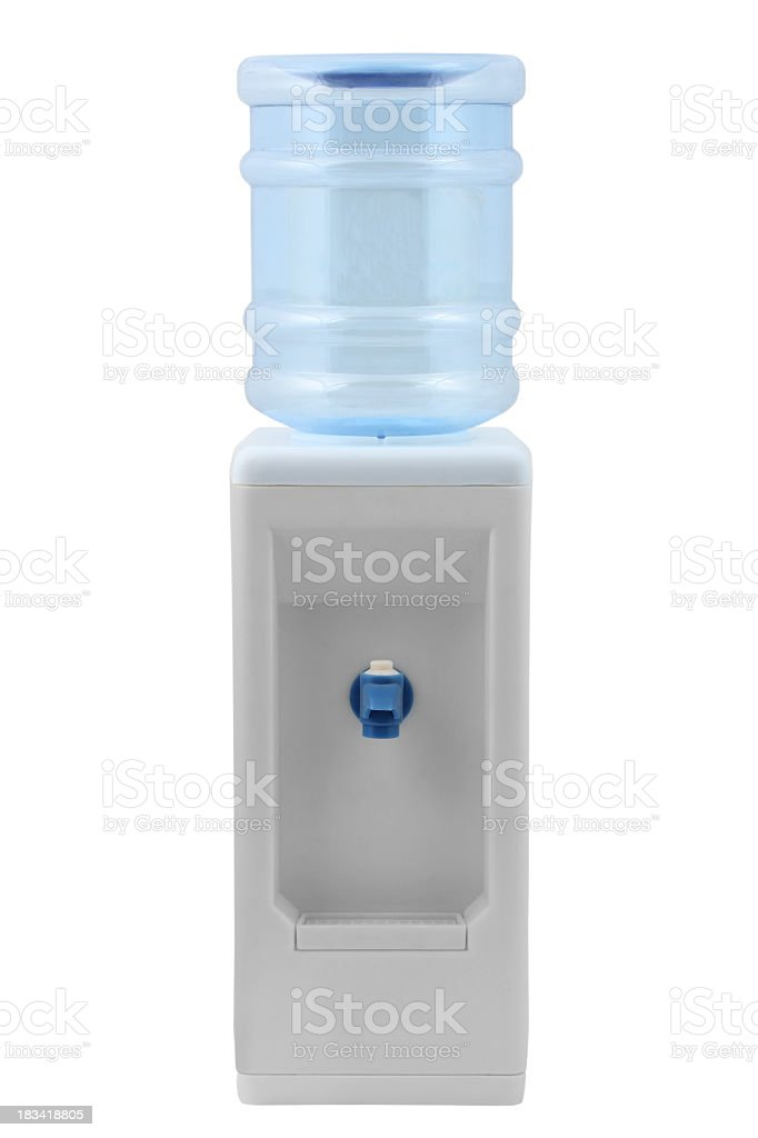 Water Cooler royalty-free stock photo