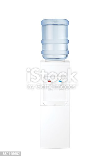 istock water cooler(clipping path) 862145662