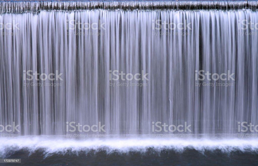 Water curtain royalty-free stock photo