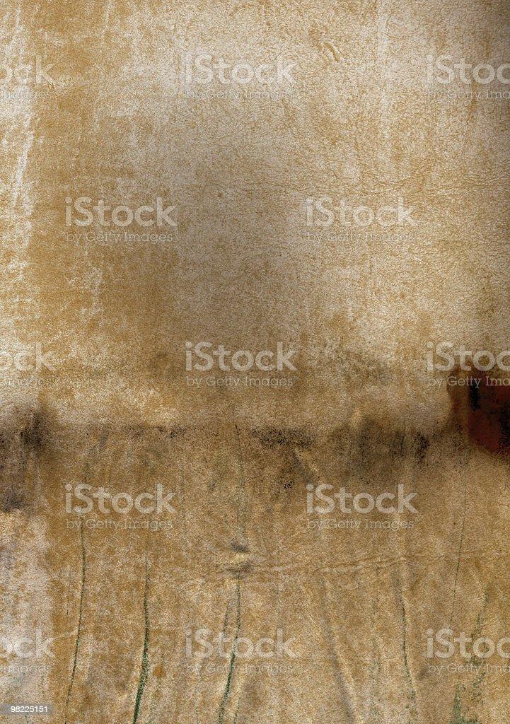 Water Damage Grunge Background XXL royalty-free stock photo