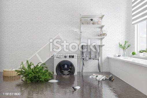 487597124 istock photo Water Damage 1191511600