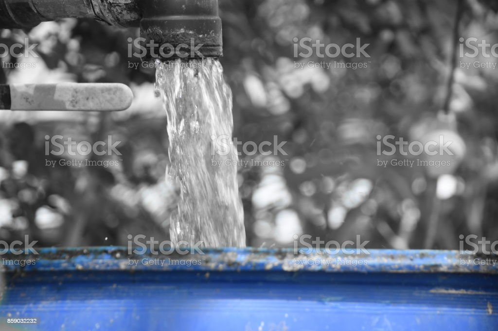 Water Desalination System stock photo