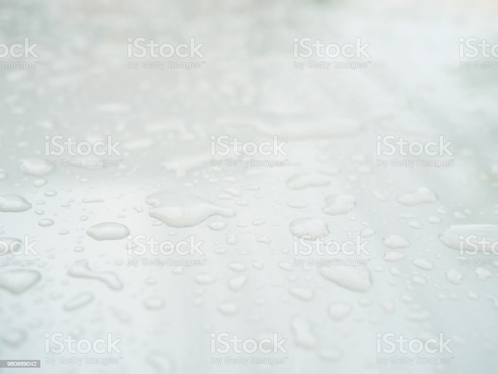 water drop background stock photo